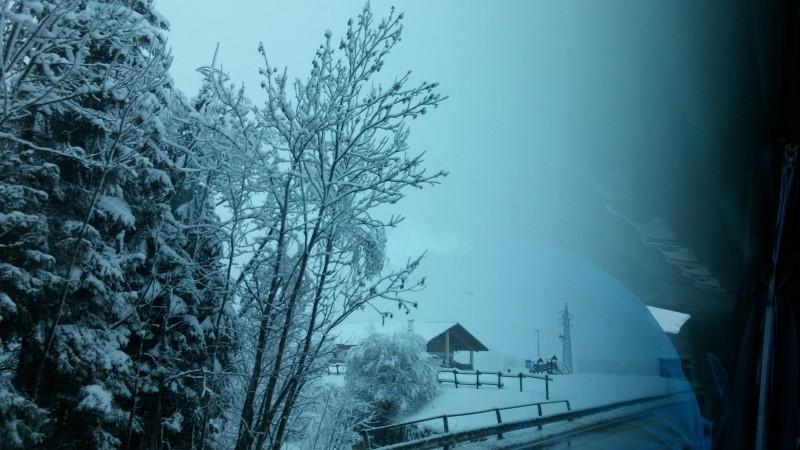 Izlet na sneg