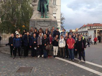 Ekskurzija v Ljubljano in Stično