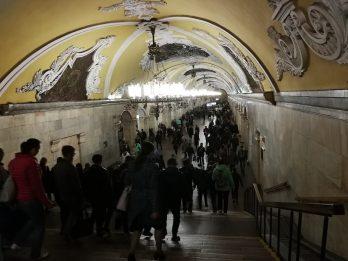 Moskovski metro