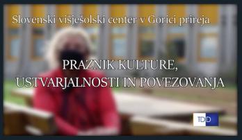 Praznik kulture, ustvarjalnosti in povezovanja (TD FJK – RAI)